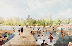 Revitalização de Nova Iorque + tecnologia BIM | bim.bon