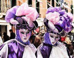 Venice Carnival, 12 February 2012 by Matt-Richardson, via Flickr