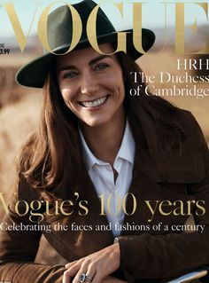 Kate Middleton wearing Burberry