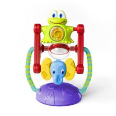 Bright Starts Spin Around Pals Toy by KIDS II. $5.95. From the Manufacturer…