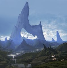 Strange Mountain My Home by Tyler Thull