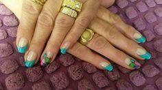 Turquoise Ninas Nails, Gold Rings, Turquoise, Jewelry, Jewlery, Bijoux, Jewerly, Jewelery, Jewels