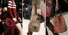 Suede bags – what to choose and how to care for suede? | Eye makeup