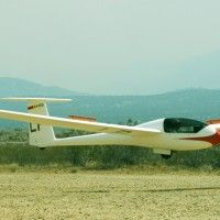 Fly a Glider Plane with Hand-Controls in CA