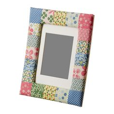 IKEA - LENHOVDA, Frame, , The frame is covered with a padded fabric, which gives it a soft and tactile feel.You can enhance and add depth to your picture by using the accompanying mount when you frame it.You can hang the frame on a wall or stand it on a table.The frame can be used horizontally or vertically, whichever suits you or your picture best.The finished back allows you to place LENHOVDA anywhere in the room.