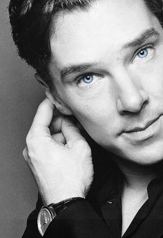 I have never whimsically stated that any actor was my future husband but... Benedict Cumberbatch.