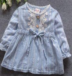 Baby Girl Samantha Dress