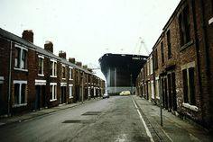 Amazing Wallsend photo - shipbuilding