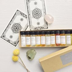 Ritual Oil Kit ALL PURPOSE by Loreto on Etsy