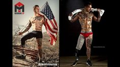 Meet the Marine Who Lost a Leg and Gained a Modeling Career