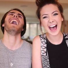 Zalfie (I'm literally so jelly of their relationship) Zoe Sugg, British Youtubers, Kian Lawley, Jc Caylen, Connor Franta, Tyler Oakley, Zoella, Cute Couples, Make Me Smile