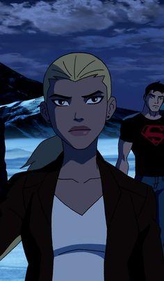 Season 1 Episode 7 Denial: Artemis Crock