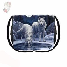 Unicorn Mirror Jewellery Trinket Box Sacred Love Designer Lisa Parker Blue 10cm
