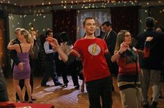 This episode had me laughing so hard that I literally thought I was going to die!! Sheldon and Amy dancing... Just EPIC!!