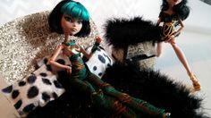 La table de nuit de Cleo de Nile parfait pour la chambre de cette momie. Par Valérie-Eve Plourde et Chanel Renaud