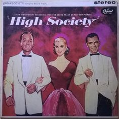 Various - High Society (Motion Picture Soundtrack) (Vinyl, LP) at Discogs