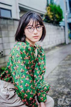 沖縄出身の16歳ブレイク直前女優・池間夏海、メガネ姿 披露!【ビジョメガネ】 | PRINCESS ONLINE