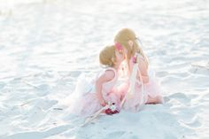 These sweethearts: http://www.stylemepretty.com/florida-weddings/2015/05/22/spring-inspired-coastal-nuptials/ | Photography: Debra Eby - http://www.debraeby.com/