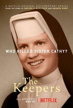 Netflix will be releasing a true crime series about this young nun's unsolved murder The Keepers Documentary, Documentary Now, Documentary Filmmaking, Baltimore, Shows On Netflix, Netflix Series, Netflix 2017, Netflix List, Tv 2017