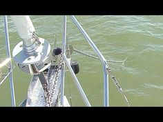 Kevin Wensley, Director of Operations of the Offshore Sailing School, demonstrates how to properly anchor a sailboat.To view over 15,000 other how-to, DIY, a...