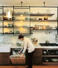 HOME  GARDEN: 40 idées pour décorer sa cuisine