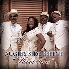 "Check out ""About Time"" by Augie's Side Effect on Amazon Music. https://music.amazon.com/albums/B003YCGTRO?ref=dm_sh_YeE0h5UaSQxAJ3vpWvYmwrFUB"
