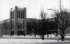 sovietbuildings: Estonia, Tallinn, Sakala Center Architect: Raine Karp