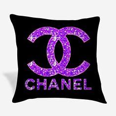 Coco Chanel logo in purple crystals ? Art Chanel, Logo Chanel, Chanel Wall Art, Chanel Decor, Chanel Perfume, Chanel Pink, Coco Chanel Wallpaper, Chanel Wallpapers, Pretty Wallpapers