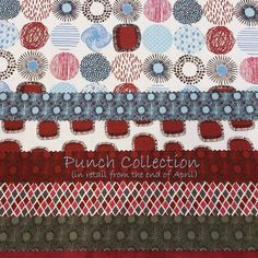 Punch Collection by Stoffabrics