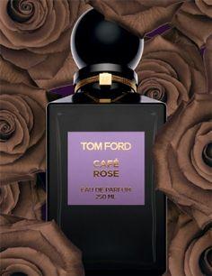 Tom Ford Jardin Noir Cafe Rose : Perfume Review