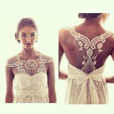 Lindo de viiiiiiver!!!! Beautiful dress detail