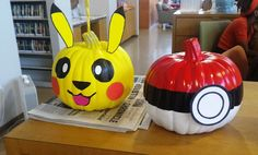 Pumpkin contest entries at our CMC Fall Festival event!  For more info please call 832-393-1313 or visit www.houstonlibrary.org