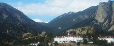 The Stanley Hotel in Estes park, CO - RedRum