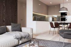 An Elegant Apartment in Minsk