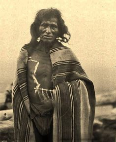 Hopi Priest---The Hopi Indians still use a large number of original Egyptian words in their Language.