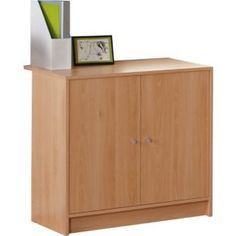 buy malibu double cupboard beech effect at argoscouk filing storage
