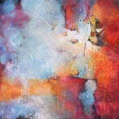 """Oh  Happy Day"" by Karen Hale http://blog.ugallery.com/post/40184167705/new-artist-spotlight-karen-hale-and-colin-marx#"