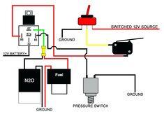 Hensim Atv. ATV Wiring Diagram to live by
