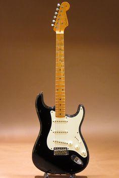 FENDER CUSTOM SHOP[フェンダーカスタムショップ] Time Machine Serise 1956 Stratocaster Relic Black 2001 詳細写真