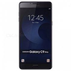 "Samsung C9 Pro C9000 6"" Dual SIM Phone w/ 6+64GB - Black (CN Version)"