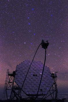 Cherenkov telescope