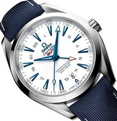 Omega Seamaster Aqua Terra GoodPlanet Watches Watch Releases