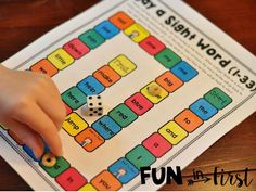 These No Prep Sight Word Games are perfect!