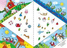 Bartos Erika honlapja - BOGYÓ ÉS BABÓCA FOGLALKOZTATÓ Projects For Kids, Diy For Kids, Crafts For Kids, Hobbit, Techno, Baby Room, Printables, Kids Rugs, Games