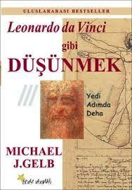 pdf havuzu: Leonardo da Vinci Gibi Düşünmek - Michael J