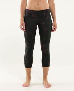 As a pianist, Mozart was a wunderkind. If he was a pair of crops, he'd be these. From Lululemon