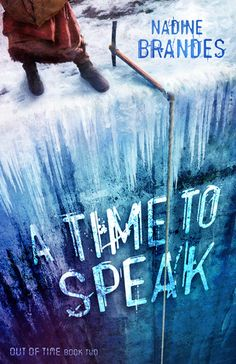 Book Review: A Time to Speak by Nadine Brandes // Writing // Caffeinated Fiction