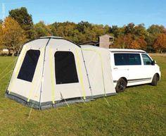 Reimo - UNI VAN - Universal Heckzelt für Minicamper und Vans