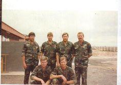 executive outcomes october 1993. cabo ledo. EO pilots
