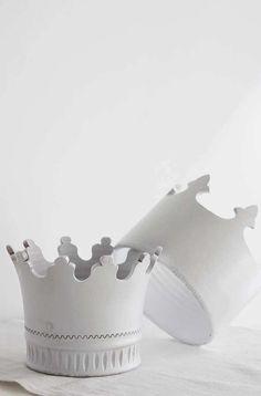 white crowns